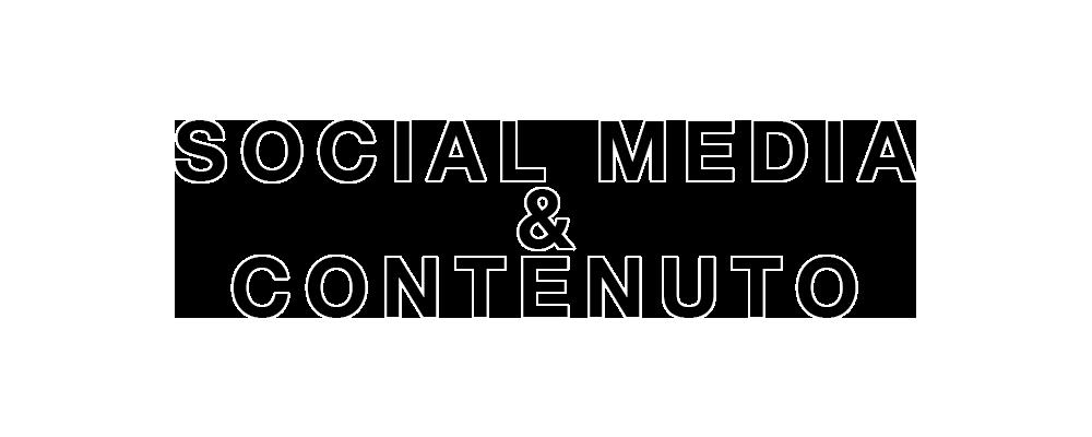 social media e contenuto